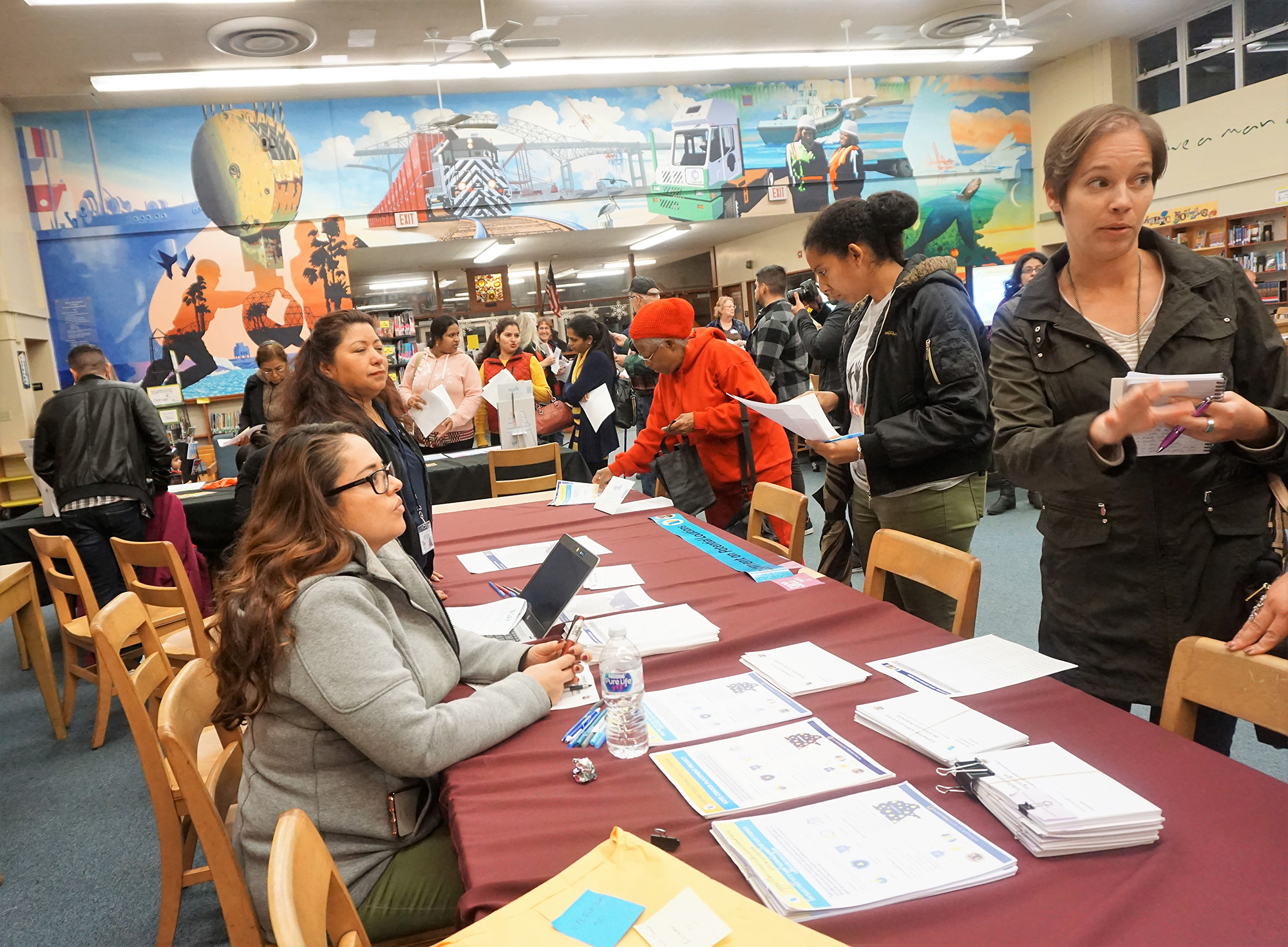 L.A. County Communities Provide Input on 2020 Vote Center Locations